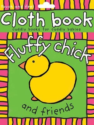 cover image of Fluffy Chick and Friends