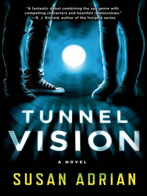 cover image of Tunnel Vision