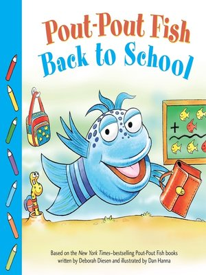 cover image of Pout-Pout Fish: Back to School