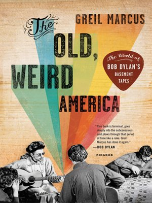 cover image of The Old, Weird America
