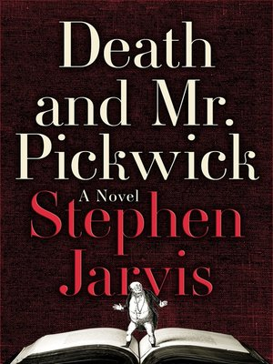 cover image of Death and Mr. Pickwick