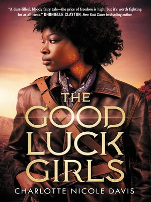 cover image of The Good Luck Girls
