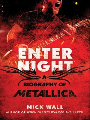 cover image of Enter Night