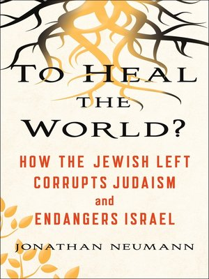 cover image of To Heal the World?