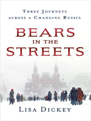 cover image of Bears in the Streets