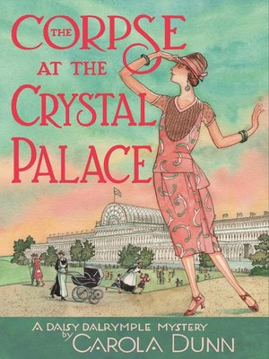 cover image of The Corpse at the Crystal Palace