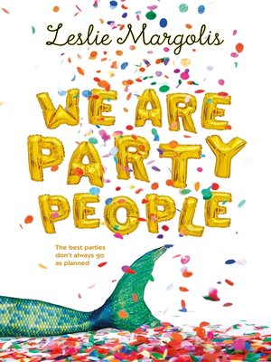 cover image of We Are Party People