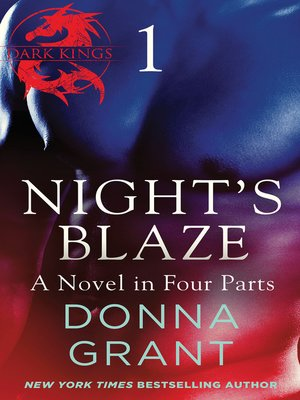 cover image of Night's Blaze, Part 1