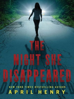 cover image of The Night She Disappeared