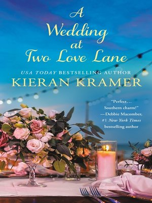 cover image of A Wedding At Two Love Lane