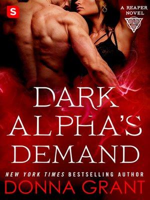 cover image of Dark Alpha's Demand