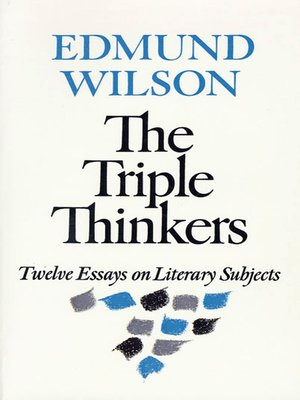 cover image of The Triple Thinkers