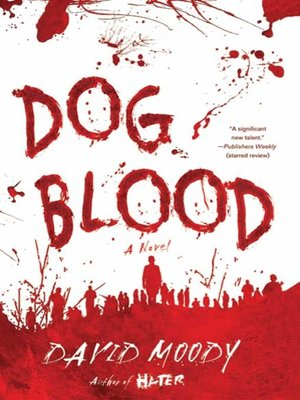 cover image of Dog Blood