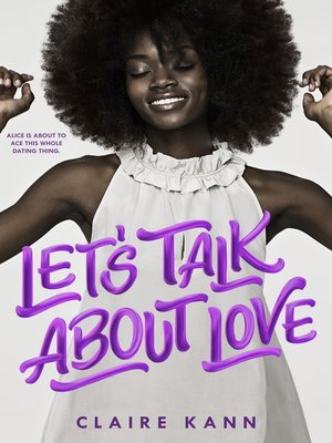 cover image of Let's Talk About Love