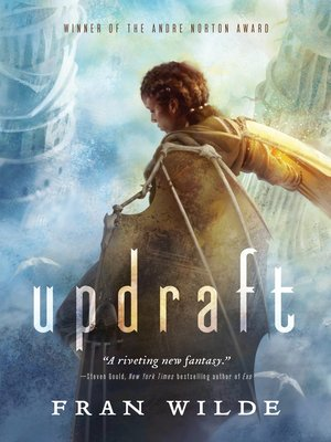 cover image of Updraft--A Novel
