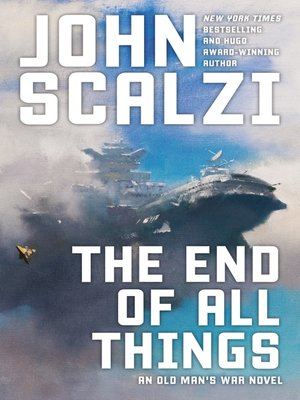 cover image of The End of All Things