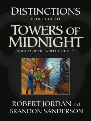 cover image of Distinctions: Prologue to Towers of Midnight