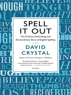 cover image of Spell It Out