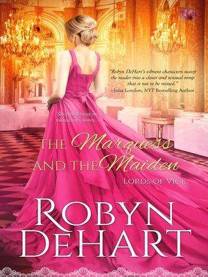 cover image of The Marquess and the Maiden