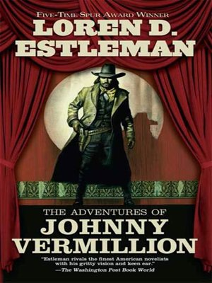cover image of The Adventures of Johnny Vermillion