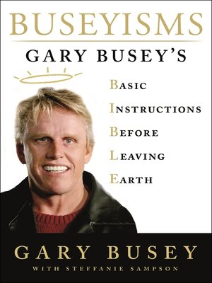 cover image of Buseyisms