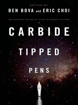 cover image of Carbide Tipped Pens