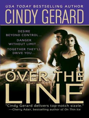 cover image of Over the Line