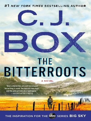 cover image of The Bitterroots
