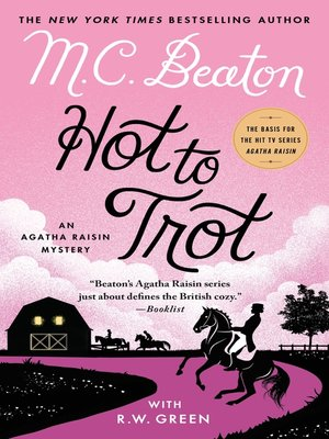 cover image of Hot to Trot