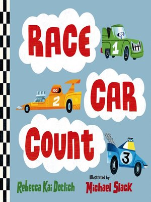 cover image of Race Car Count