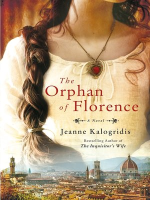 cover image of The Orphan of Florence