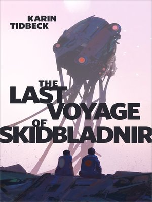 cover image of The Last Voyage of Skidbladnir