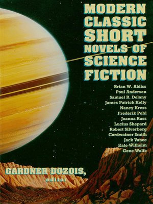 cover image of Modern Classic Short Novels of Science Fiction