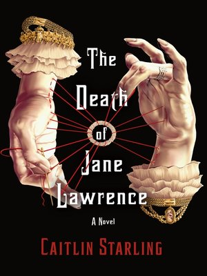 cover image of The Death of Jane Lawrence