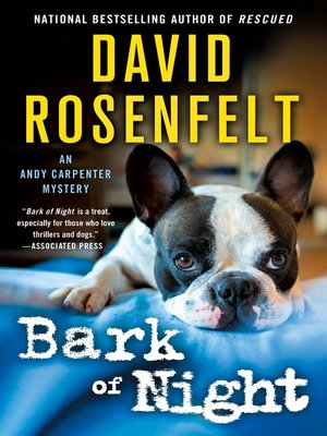 cover image of Bark of Night