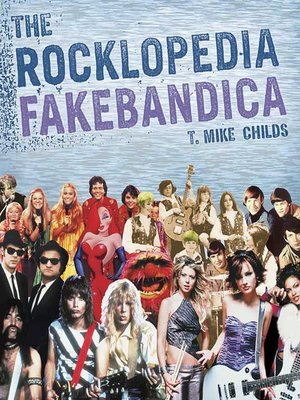cover image of The Rocklopedia Fakebandica
