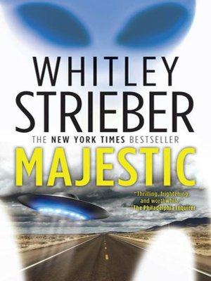 cover image of Majestic