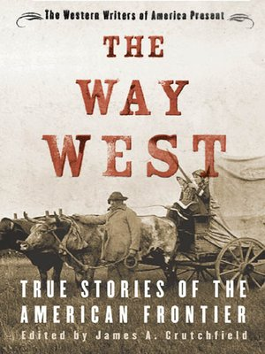 cover image of The Way West