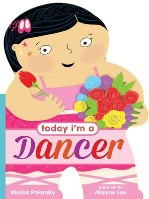 cover image of Today I'm a Dancer