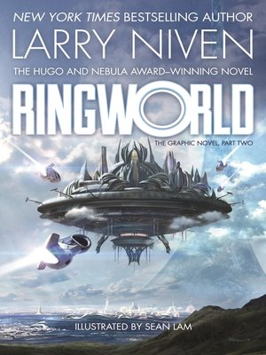 cover image of Ringworld, The Graphic Novel, Part 2