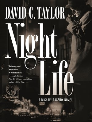 cover image of Night Life--A Michael Cassidy Novel