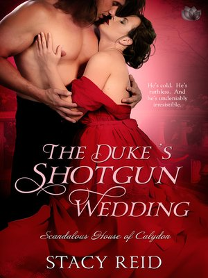 cover image of The Duke's Shotgun Wedding