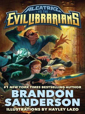 cover image of Alcatraz Versus the Evil Librarians