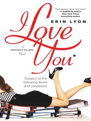 cover image of I Love You Subject to the Following Terms and Conditions
