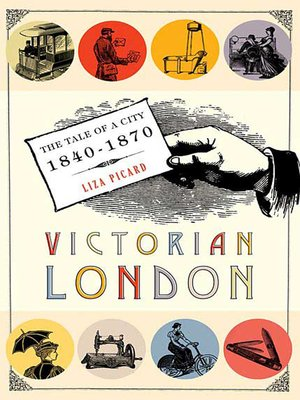 cover image of Victorian London