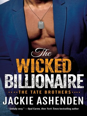 cover image of The Wicked Billionaire