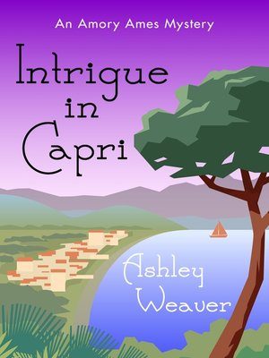 cover image of Intrigue in Capri