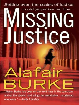 cover image of Missing Justice