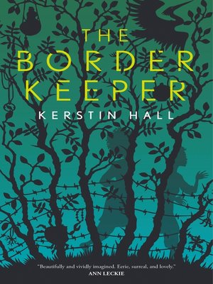 cover image of The Border Keeper