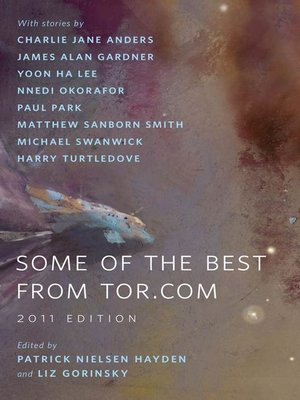 cover image of Some of the Best from Tor.com, 2011